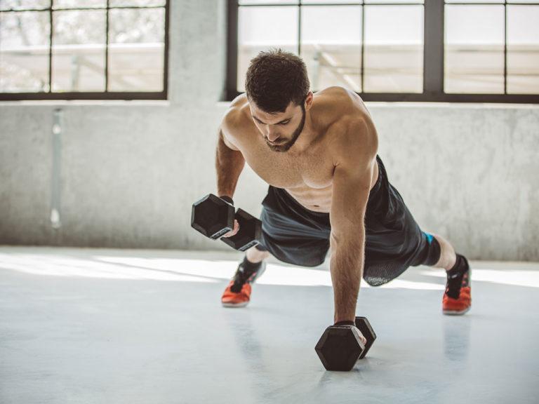 Dette gjør du når det er nødvendig å ta treningen et steg videre for å få fremgang