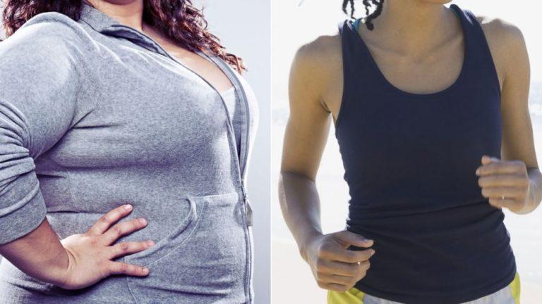 Nei, du kan ikke være overvektig og samtidig sunn