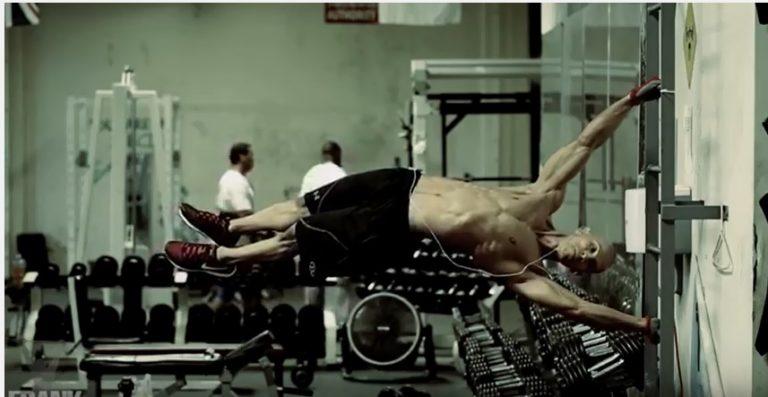 Han var utmattet og slet med lavt energinivå. Så begynte han å trene…..